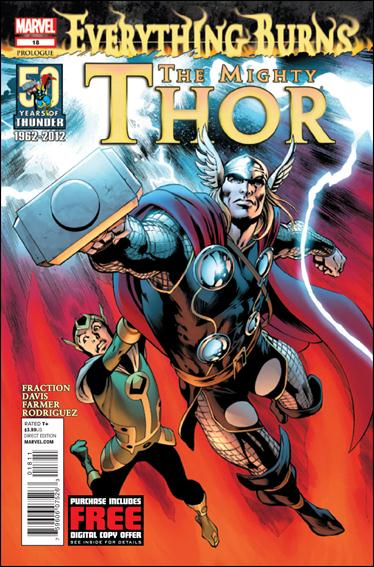 Mighty Thor 18-A by Marvel