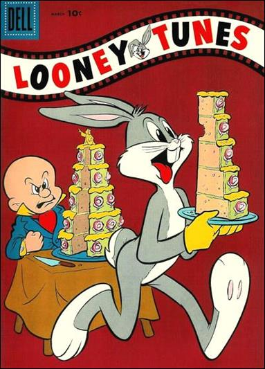 Looney Tunes and Merrie Melodies 173-A by Dell