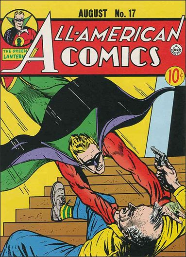 All-American Comics (1939) 17-A by DC