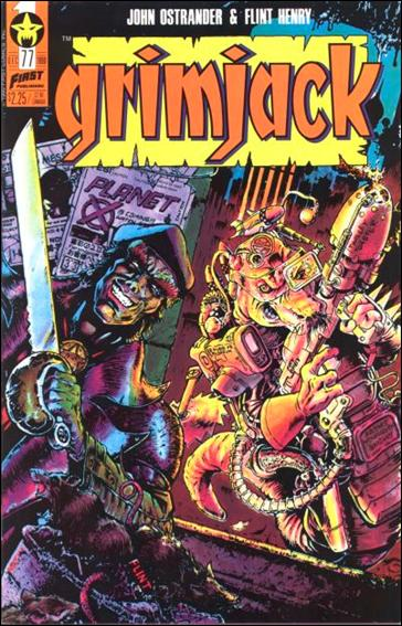 Grimjack 77-A by First