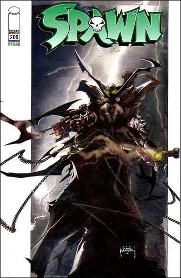 Spawn 205-A by Image