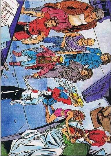 Unity (Base Set) 58-A by Comic Images