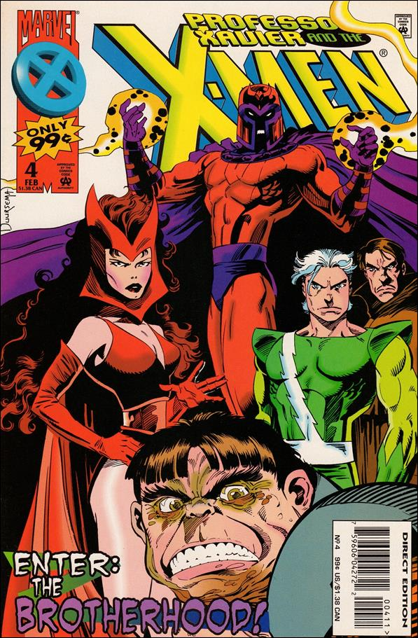 Professor Xavier and the X-Men 4-A by Marvel