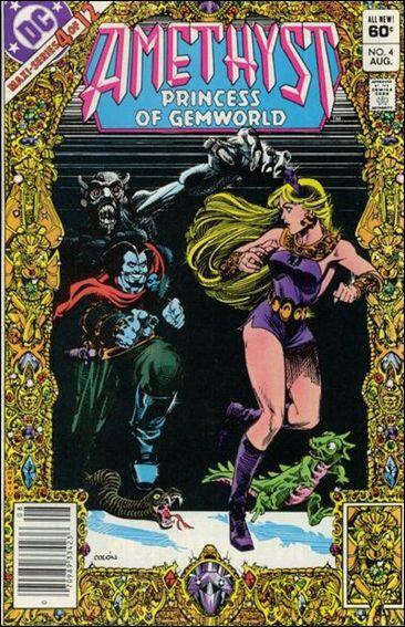 Amethyst, Princess of Gemworld (1983) 4-A by DC