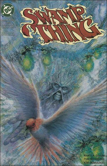 Swamp Thing (1986) 115-A by Vertigo
