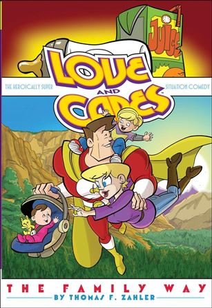Love and Capes: The Family Way nn-A