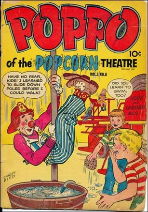 Poppo of the Popcorn Theater 6-A