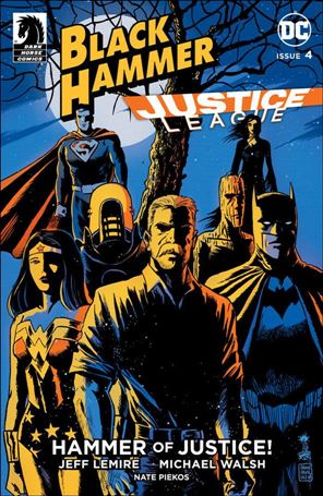 Black Hammer/Justice League: Hammer of Justice! 4-C