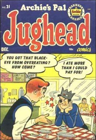 Archie's Pal Jughead 21-A