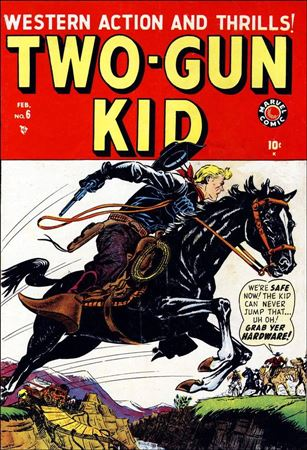 Two-Gun Kid 6-A