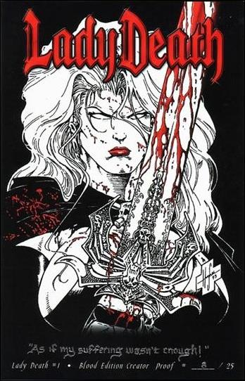 Lady Death (1994) 1-CB by Chaos! Comics