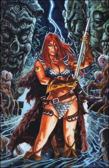 Red Sonja Deluge 1-C by Dynamite Entertainment