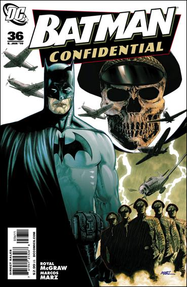 Batman Confidential 36-A by DC