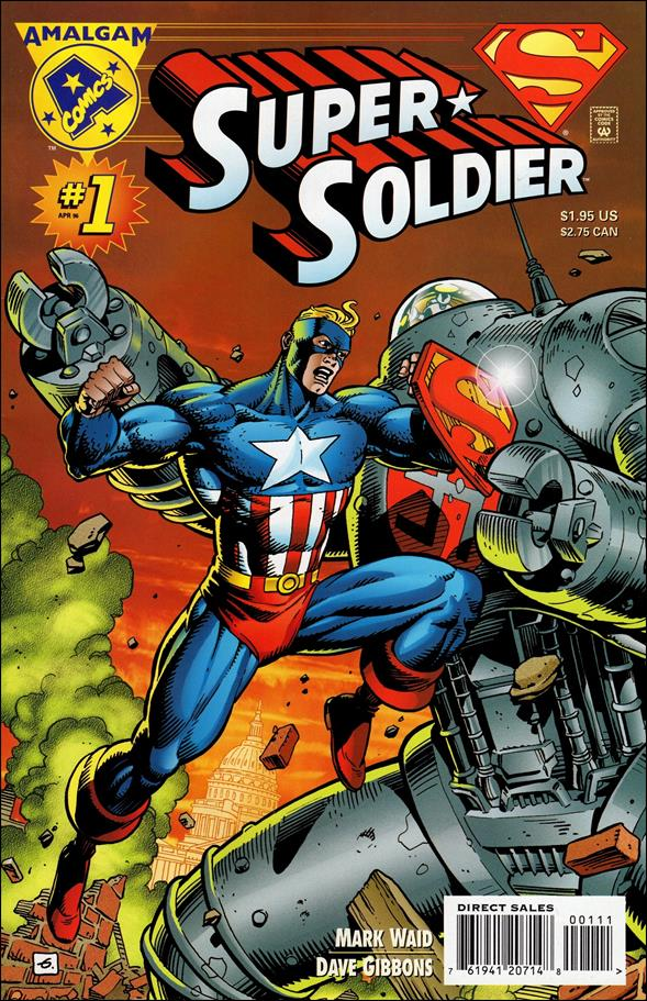 Super Soldier 1-A by Amalgam