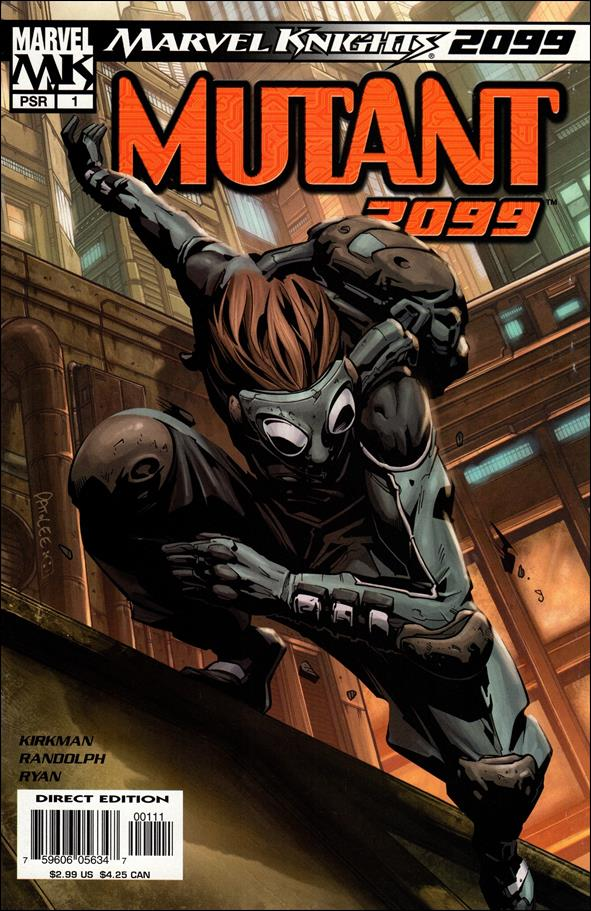 Mutant 2099 1-A by Marvel