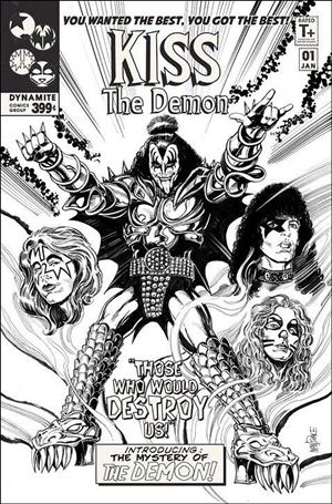 KISS: The Demon 1-F