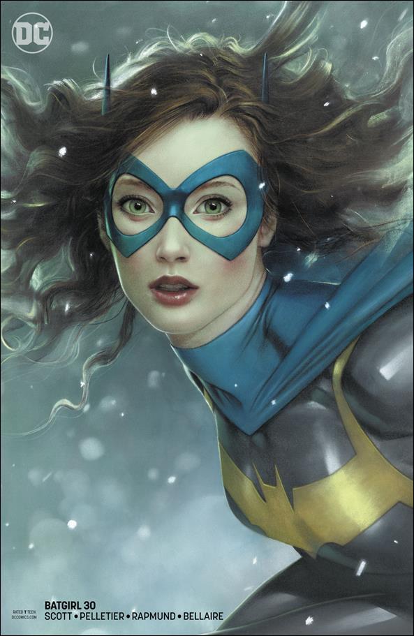 Batgirl (2016) 30-B by DC