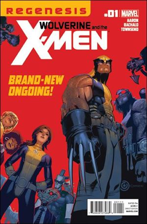 Wolverine & the X-Men 1-A