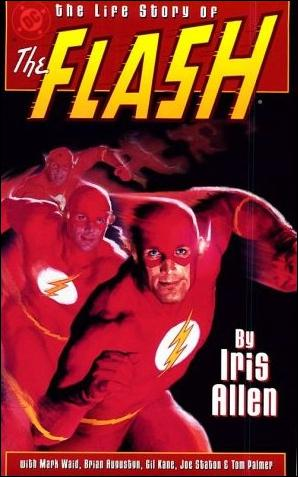 Life Story of the Flash nn-A by DC