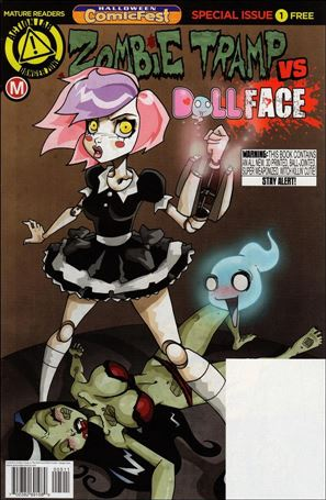 Zombie Tramp Vs: Dollface nn-A