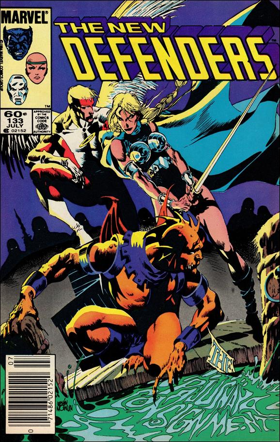 Defenders (1972) 133-A by Marvel