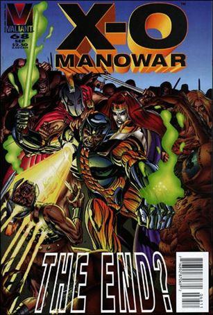 X-O Manowar (1992) 68-A