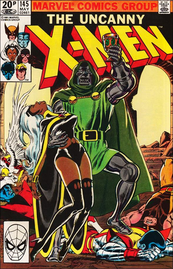 Uncanny X-Men (1981) 145-B by Marvel