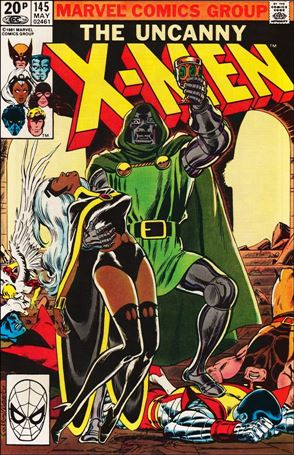 Uncanny X-Men (1981) 145-B