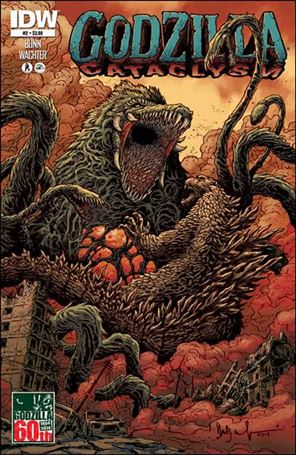 Godzilla: Cataclysm 2-A