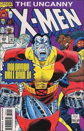 Uncanny X-Men (1981) 302-A