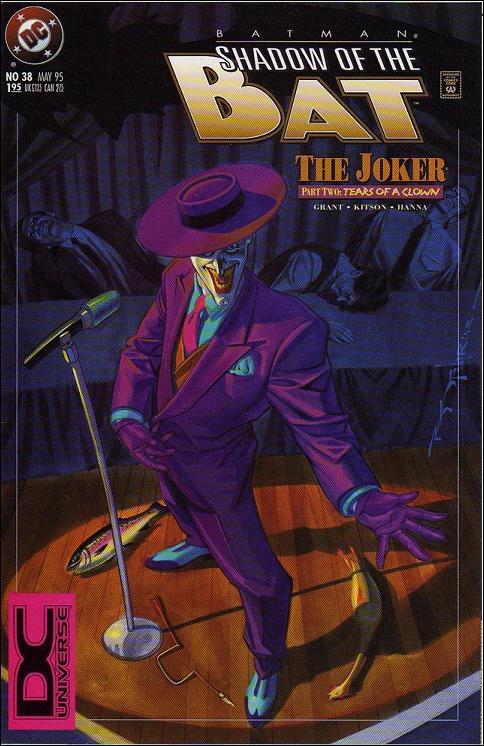 Batman: Shadow of the Bat 38-B by DC