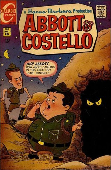 Abbott and Costello (1968) 11-A by Charlton