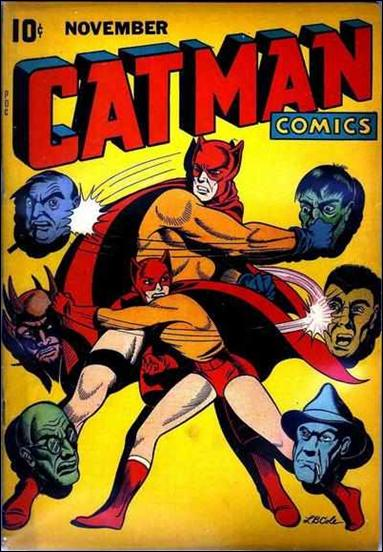 Catman Comics nn-November-A by Holyoke