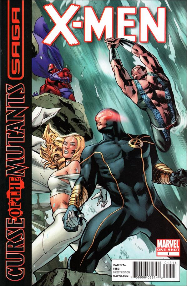 X-Men: Curse of the Mutants Saga 1-A by Marvel