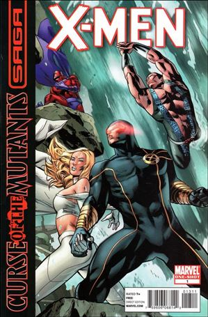 X-Men: Curse of the Mutants Saga 1-A