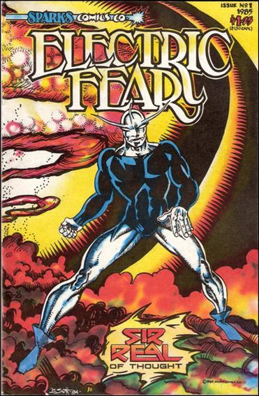 Electric Fear 1-A by Sparks Comics Company
