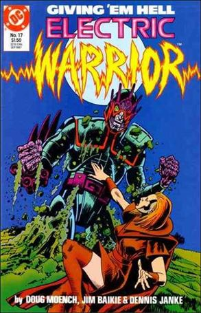 Electric Warrior 17-A