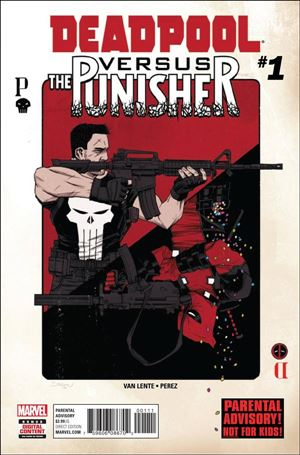 Deadpool vs The Punisher 1-A