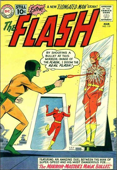 Flash (1959) 119-A by DC