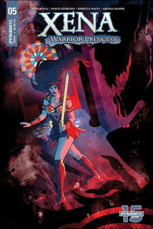 Xena: Warrior Princess (2019) 5-C