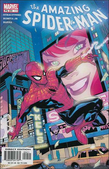 Amazing Spider-Man (1999) 54-A by Marvel