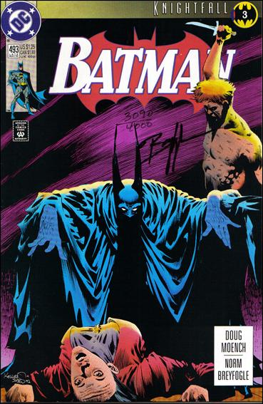 Batman (1940) 493-C by DC