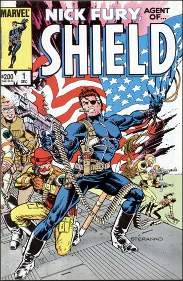 Nick Fury, Agent of S.H.I.E.L.D. (1983) 1-A by Marvel
