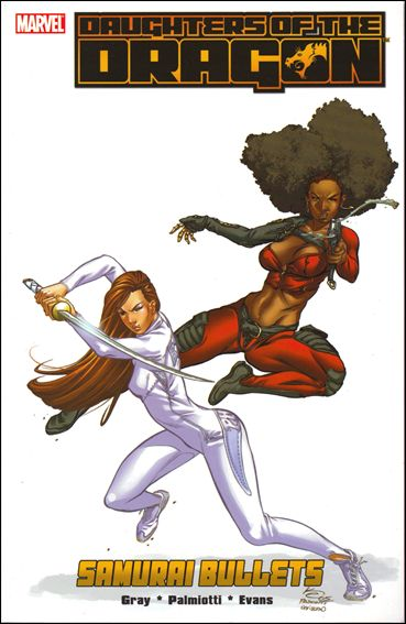 Daughters of the Dragon nn-A by Marvel