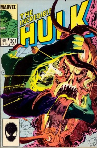 Incredible Hulk (1968) 301-A by Marvel