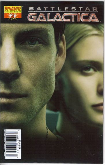 Battlestar Galactica (2006) 2-D by Dynamite Entertainment