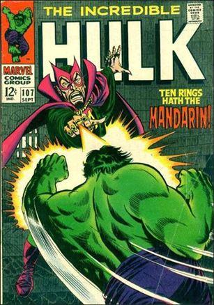 Incredible Hulk (1968) 107-A