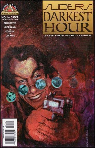 Sliders Darkest Hour 1-A by Acclaim