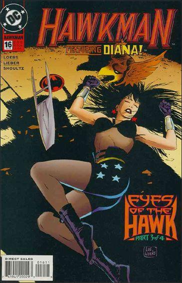 Hawkman (1993) 16-A by DC