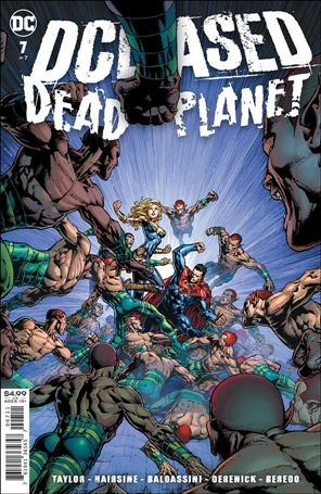 DCeased: Dead Planet 7-A